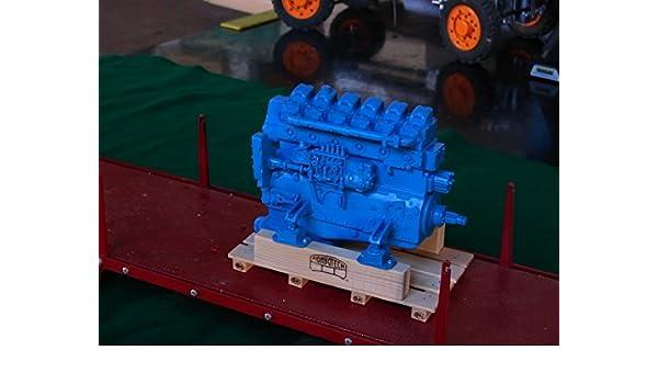 Piombotech, dieselmotor marinos para camiones rc escala 1:14,5 / 1:16 tamiya rc, wedico, carson, robbe: Amazon.es: Juguetes y juegos