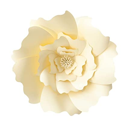 Paper Flower Templates Aolvo 15 7 Large Paper Flowers Decorations