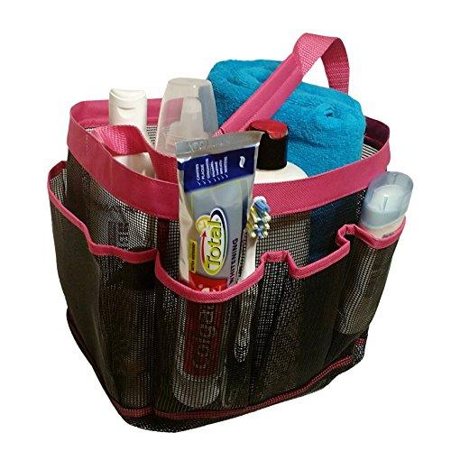 Mesh Shower Caddy Organizer Zipper product image