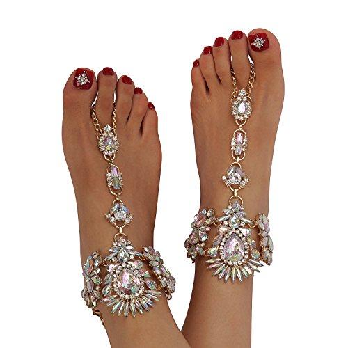 womens feet - 9