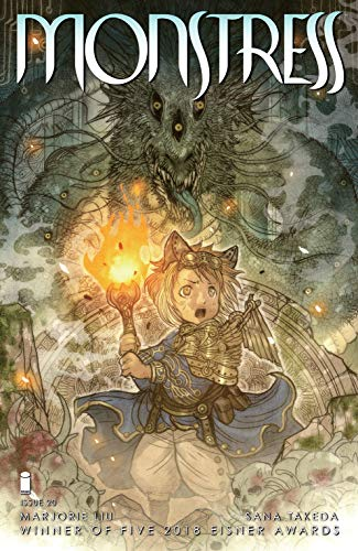 Pdf Graphic Novels Monstress #20
