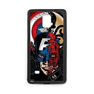 Samsung Galaxy Note 4 Cell phone case for Classic movies Captain America Theme pattern design GCMCAT1001781