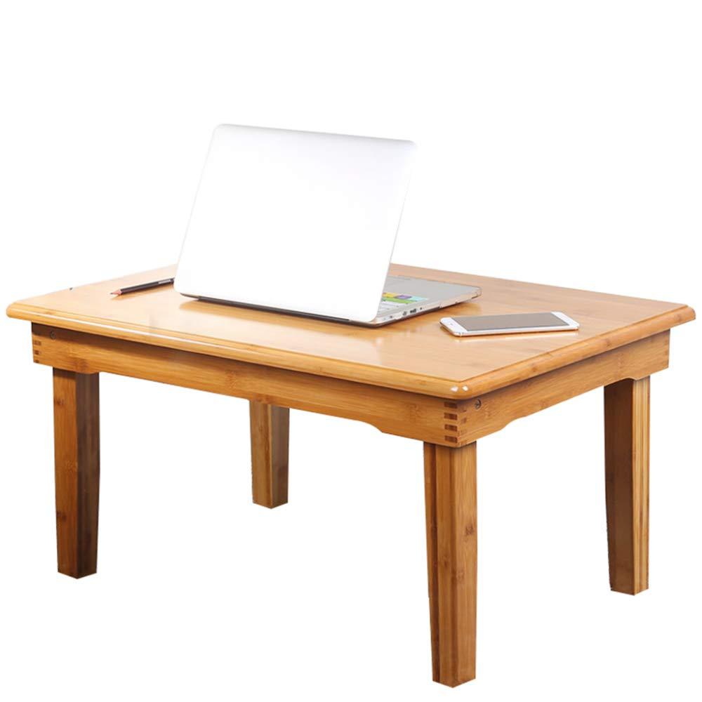 Come Mostrato 98×60×27cm CTC Scrivania Computer Pieghevole,Tavolo da Studio con Scrivania,Tavolino in Bambù,Tavolo da Gioco per Bambini,Tavolo Quadrato Tatami Tavolo da Campeggio Come mostrato   98×60×37cm