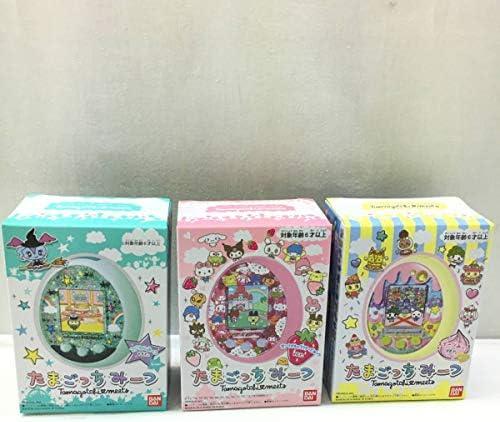 たまごっち みーつ マジカルみーつ サンリオキャラクターズみーつ スイーツみーつ 3個セット ? Tamagotchi meets