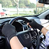 Bangbreak Copper Arthritis Compression Gloves, High Copper Infused Compression Gloves for Men and Women, Pain Relief and Healing for Arthritis, Carpal Tunnel, Typing and Daily Work