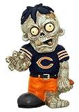 NFL Zombie Figurine NFL Team: Chicago Bears