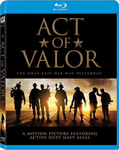 Act Of Valor [Blu-ray] (Act Of Valor Bluray)