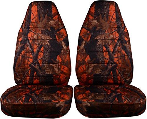 Compare Price To Orange Camo Seat Covers Jeep Dreamboracay Com