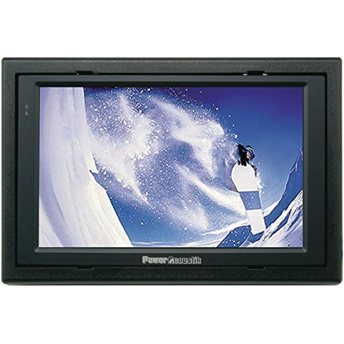 Power Acoustik PT-700MHR 7-Inch Widescreen Headrest Monitor
