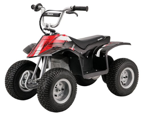 Razor Dirt Quad – Black