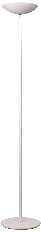 Aluminor ZENITH1 B Stehlampe, Halogen, 330 W, R7s, Weiß