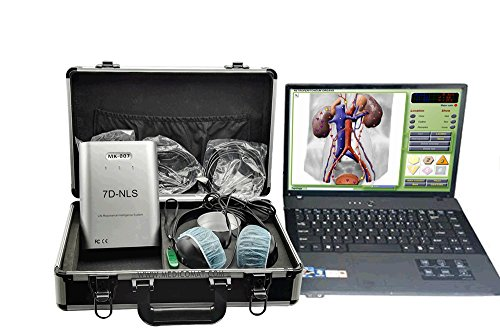 Health and Wellness Package - Medicomat 7D-NLS Computer Gadgets Health System - The Equipment for Wellness and Health Promotion by Medicomat