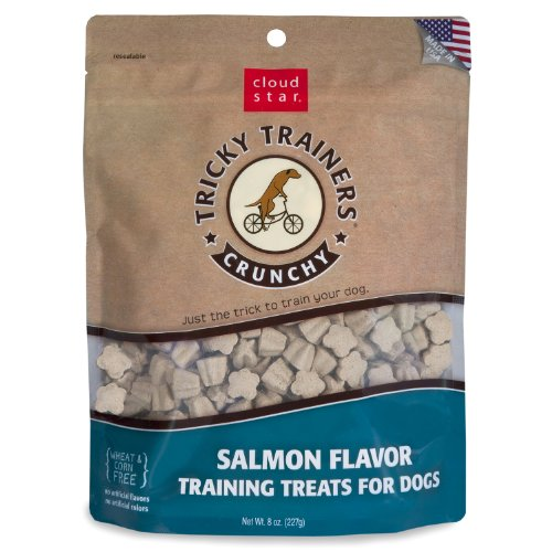 Cloud Star Tricky Trainers Crunchy - Salmon - 8 oz. ()