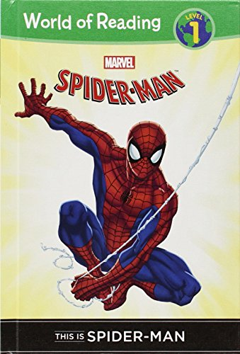 This Is Spider-Man (World of Reading: Level 1)