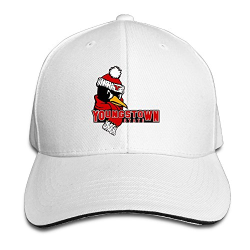 Youngstown State University YSU Penguins Sandwich Bill Cap Snapback Hat Vintage