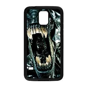 Alien Samsung Galaxy S5 Cell Phone Case Black gfdr