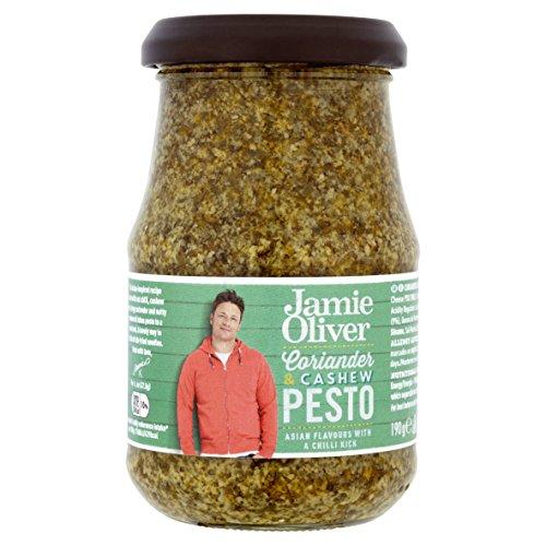 Jamie Oliver Jamie Oliver Coriander Cashew Pesto