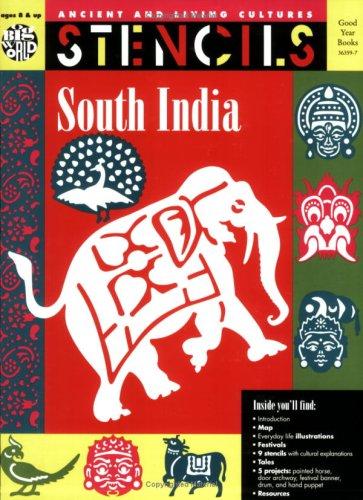 Stencils South India: Ancient & Living Cultures Series: Grades 3+: Teacher Resource