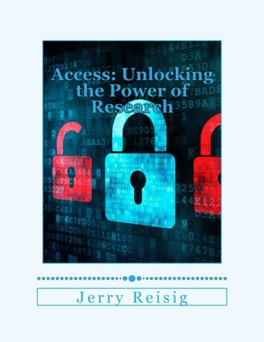 Access: Unlocking the Power of Research: A Guide to Library Services and Information Literacy pdf