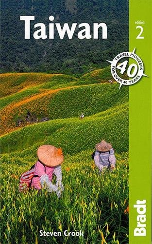 Taiwan (Bradt Travel Guides)