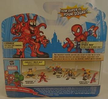 Playskool Marvel Super Hero Squad Carnage