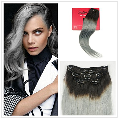 Stella Reina Silver Extensions Straight product image