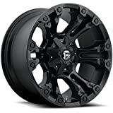 Fuel Offroad D560 Vapor 20x10 8x170 -18mm Matte Black Wheel Rim