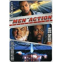 Men of Action Boxset (I, Robot / Rising Sun / Independence Day)