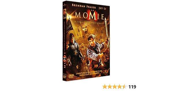 Amazon Com La Momie 3 La Tombe De L Empereur Dragon Movies Tv