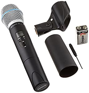 Shure ULX2/BETA87C with Beta 87C Microphone, J1