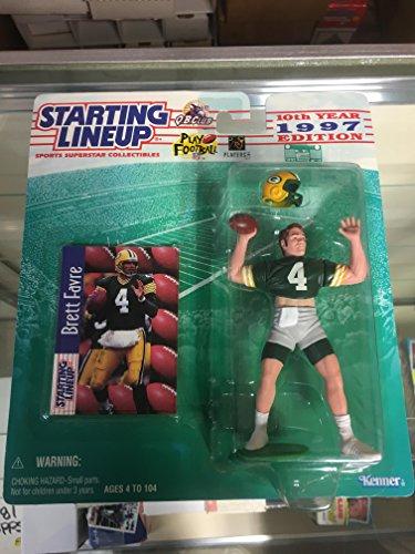 Brett Favre 1997 Kenner Starting Lineup (Figurine Brett Favre)