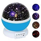 Sternenhimmel Projektor, Ubegood 360 Grad drehbar …