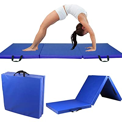 """Folding Gymnastics Mat 