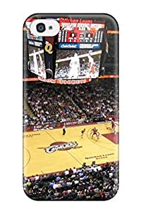Hot Style PCwdllk1910RSHtZ Protective For Iphone4/4s(cleveland Cavaliers Nba Basketball (17) )
