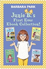 Junie B.'s First Ever Ebook Collection!: Books 1-4 (Junie B. Jones Box Set 1) Kindle Edition