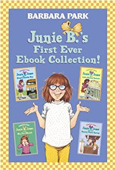 junie b 39 s first ever ebook collection books 1 4 junie b jones box set 1 ebook. Black Bedroom Furniture Sets. Home Design Ideas