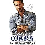 Cocky Cowboy: Jaxson Cocker (Cocker Brothers Book 3)