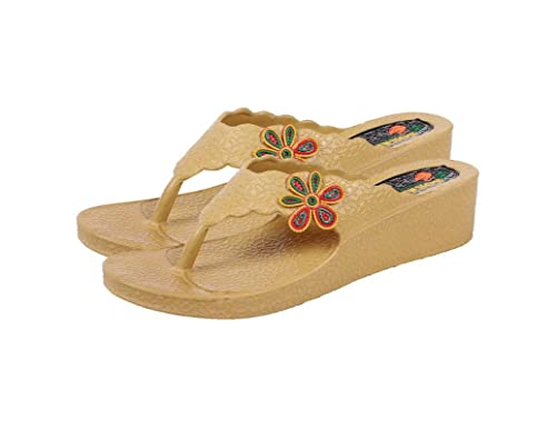 7d0591dd64a KAYSTAR Slippers for Women and Girl s Stylish Chandan Color Casual Slippers