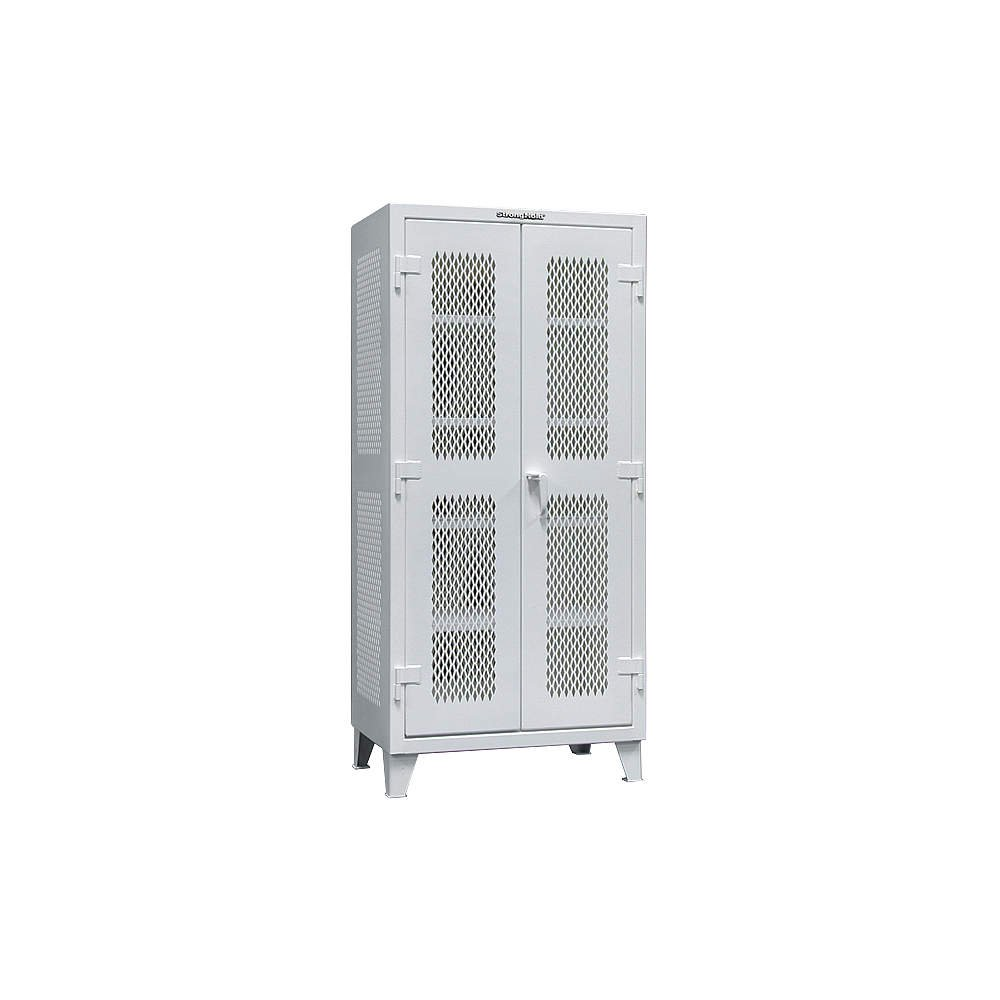 Dark Gray Mobile Storage Cabinet 68 Overall Height Assembled 35-242-7//5DB-CA Strong Hold