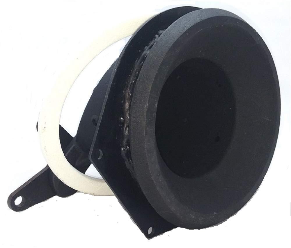 812-3351 AP2U Replacement for QUADRAFIRE Pellet Stove - EZ-Clean FIRE Pot by APPLIANCEPARTS2U