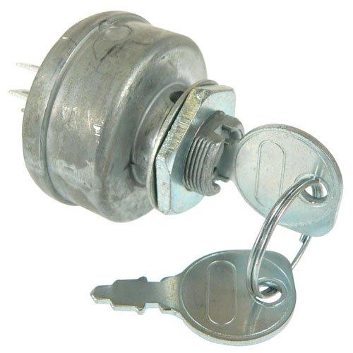 DB Electrical SSW2828 New Key Switch For Briggs And Stratton Engines Mtd W / B & S Engine Mfg # Scag 48798 725-1396 925-1396A 1686734SM 48798 1679006SM 430-770 9900-9028