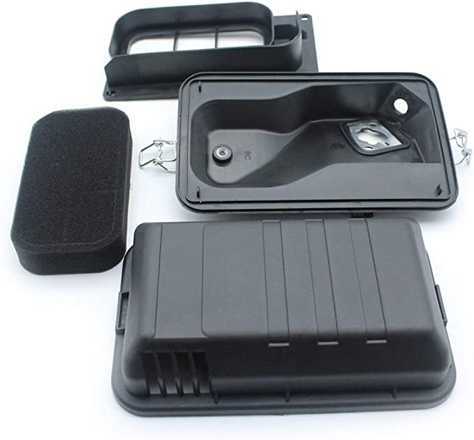 Tiempo Beixi Filtro de Aire de Vivienda Conjunto de Caja for Honda GX160 GX200 GX 160 200 168F / 2900H 5.5HP 6.5HP 2 kW Motor de Gasolina Motor generador