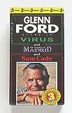 Virus, the Marshall of Madrid, and Sam Cade - 3 VHS Set Starring Glenn Ford