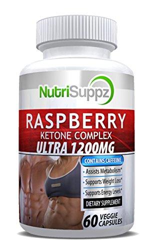 100% Pure Raspberry Ketone COMPLEX ULTRA 1200mg, Weight