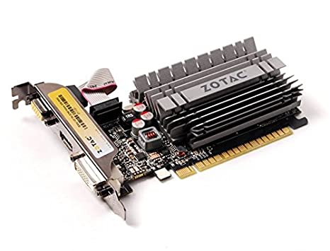 Amazon.com: Zotac GeForce GT720 Zone Edition 2 GB HDMI DVI ...