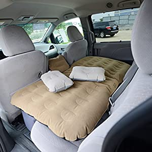 inflatable backseat bed