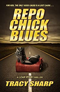 Repo Chick Blues by Tracy Sharp ebook deal