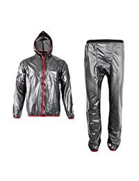 Homyl Windproof Cycling Rain Coat Jersey Pants Suits Wind Coat Bike Bicycle Jacket
