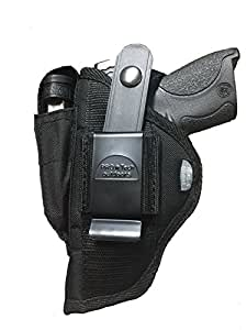 Protech Nylon Intimidator Belt and Clip on Holster