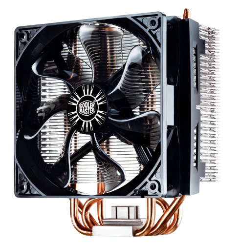 Cooler Master Hyper T4 CPU Cooler with 4 Direct Contact (18k Mounting)